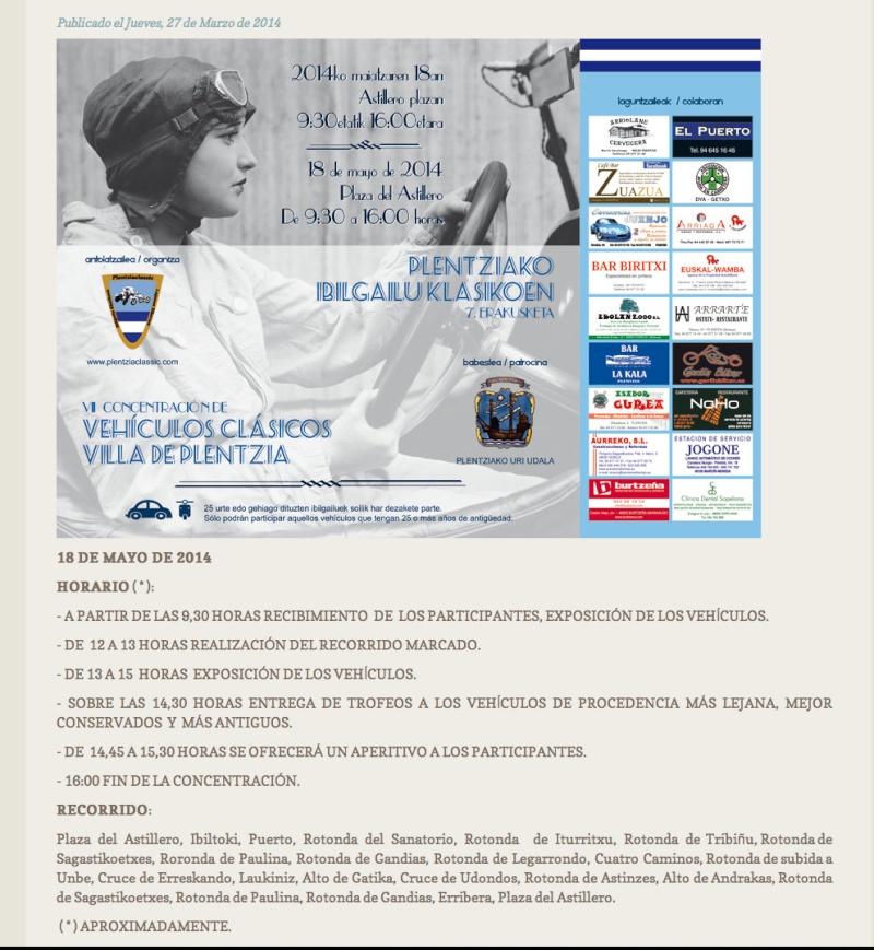 VII Concentración Clásic@s Villa de Plentzia - 18 Mayo (FOTOS) Plentz10