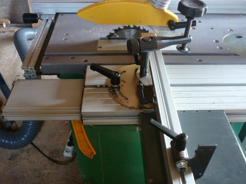 bestcombi 260 dans mon atelier P1030119
