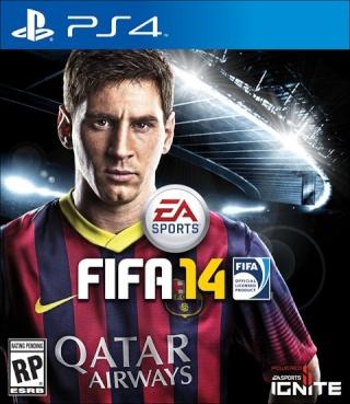 LIGA FIFA14 MANUAL PARA PS4