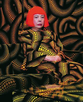 L'art contemporain Kusama11