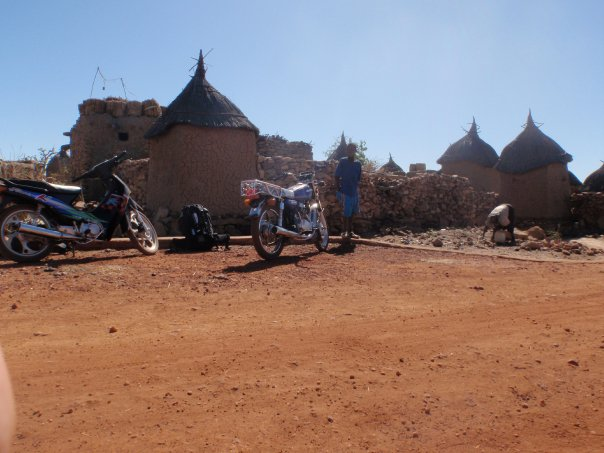 Photos de mes ballades moto en Afrique 22274_11