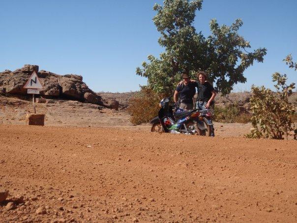 Photos de mes ballades moto en Afrique 22274_12