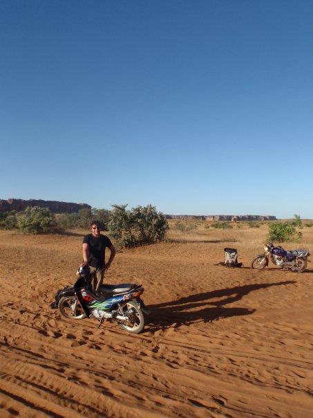 Photos de mes ballades moto en Afrique 22274_15