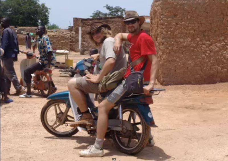 Photos de mes ballades moto en Afrique Burkin11