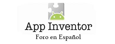 App Inventor Foro España