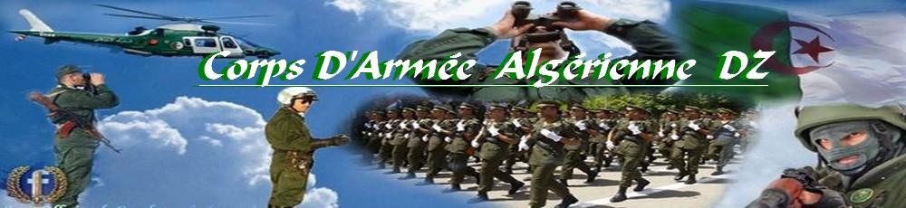 corps d'armée Algérienne