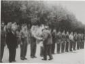 Les FFI défilent fièrement à la libération d'Orange (84) Esteve22