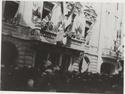Les FFI défilent fièrement à la libération d'Orange (84) Esteve24