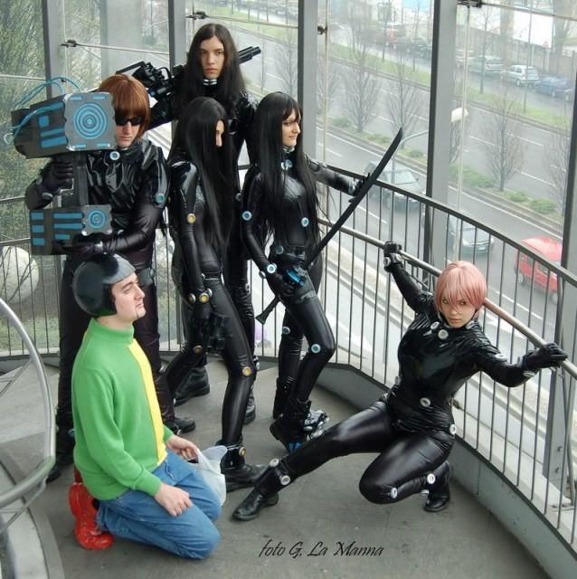 Aide pour cosplay Gantz Gantz11