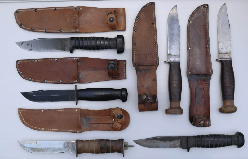 Quelques couteaux US WWII de ma collection Knife_10