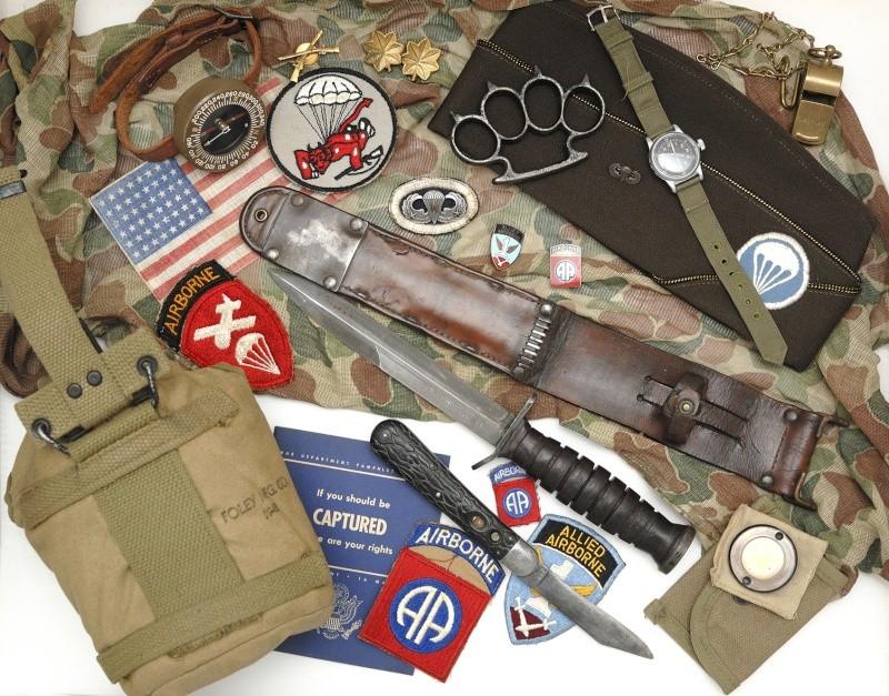 Petit Grouping 508th PIR de la 82nd AB et couteau M2 Presto Planch14