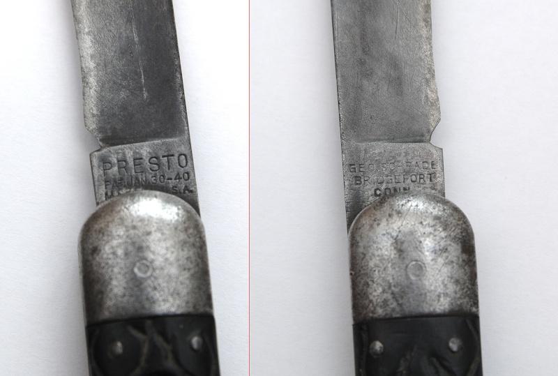 Petit Grouping 508th PIR de la 82nd AB et couteau M2 Presto Presto14