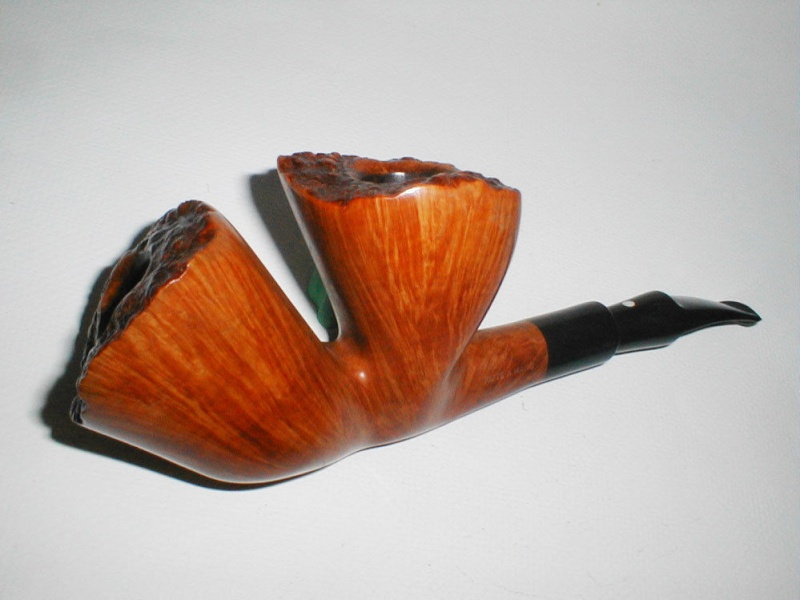 Now, for something really different:  twin bowled pipes Dual_b14