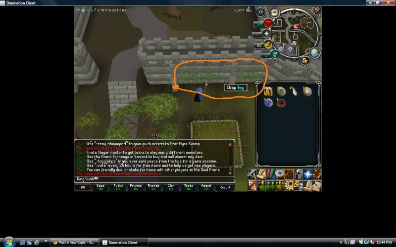 99wc guide ivy included! 68-9911