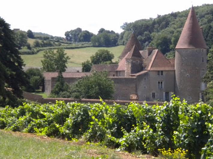 Château de NOBLES Accuei10
