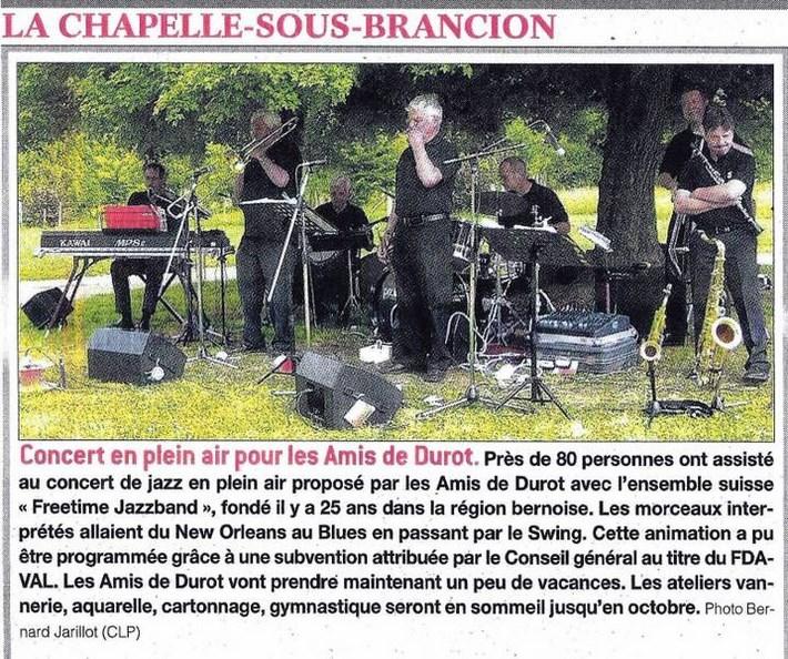 Concert en plein air pour les Amis de Durot 13 juillet 2009 Fc683f10