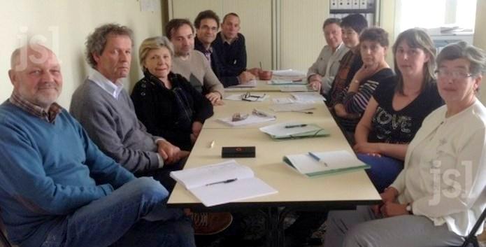 Equipe Municipale 2014-2020 La-cha11