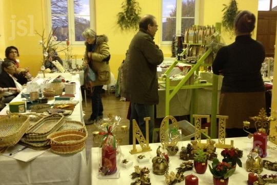 Amis de Durot, marché de Noël, dimanche 1er décembre 2013 La-sal10
