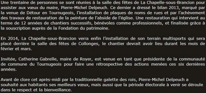 Pierre-Michel DELPEUCH maire de la Chapelle-sous-Brancion Trenta11