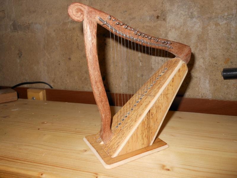 Arpa celtica tascabile 1310