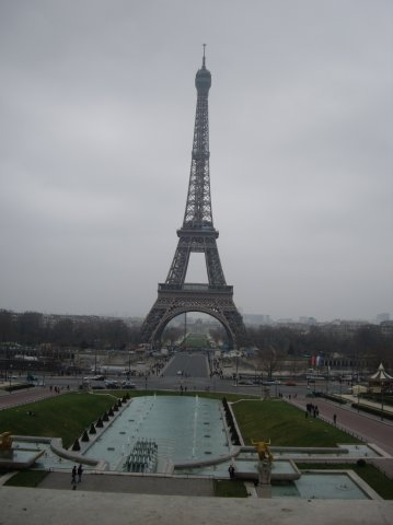 Париж.Эйфелева башня  27c18a10
