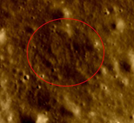 Quel est ce mystérieux objet qui apparait sur Google Lune ? - Page 2 Trace10