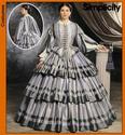 [Histo] Robe de jour 1850 710