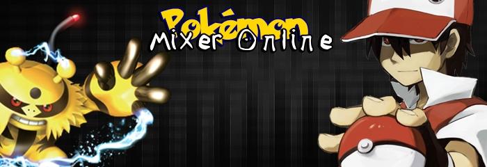 Pokémon Mixer Online