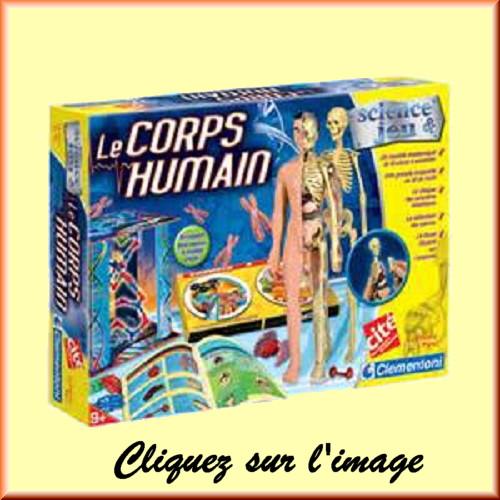 Connaissez vous le corp humain ? 547810