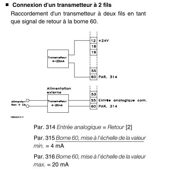 variateur de vitesse danfoss en panne Borne_13