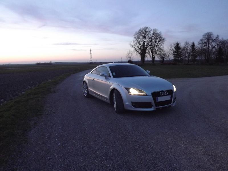 Audi TT mk2 2.0 Tfsi de Thibaut ! - Page 2 Dscf8715
