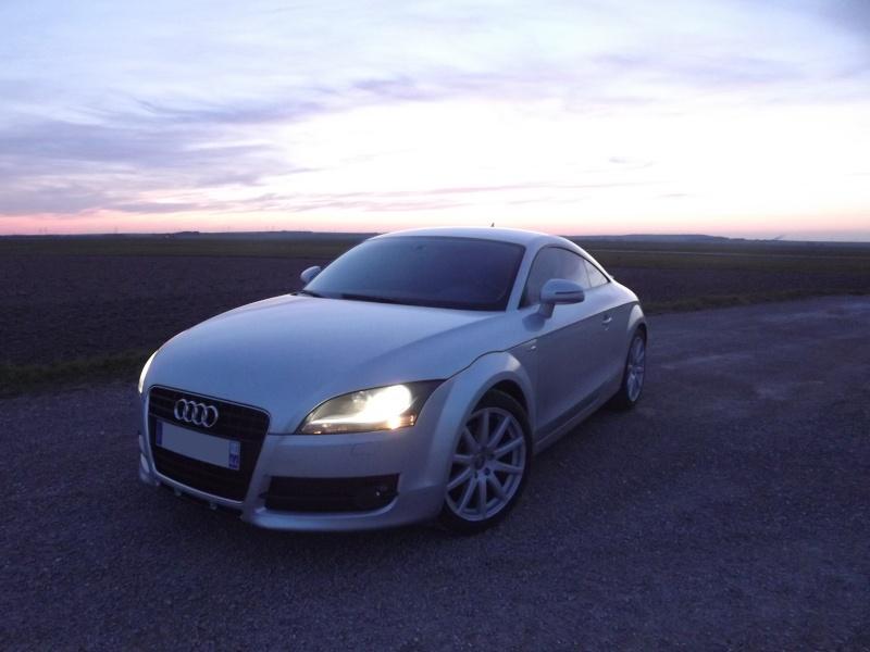 Audi TT mk2 2.0 Tfsi de Thibaut ! - Page 2 Dscf8716