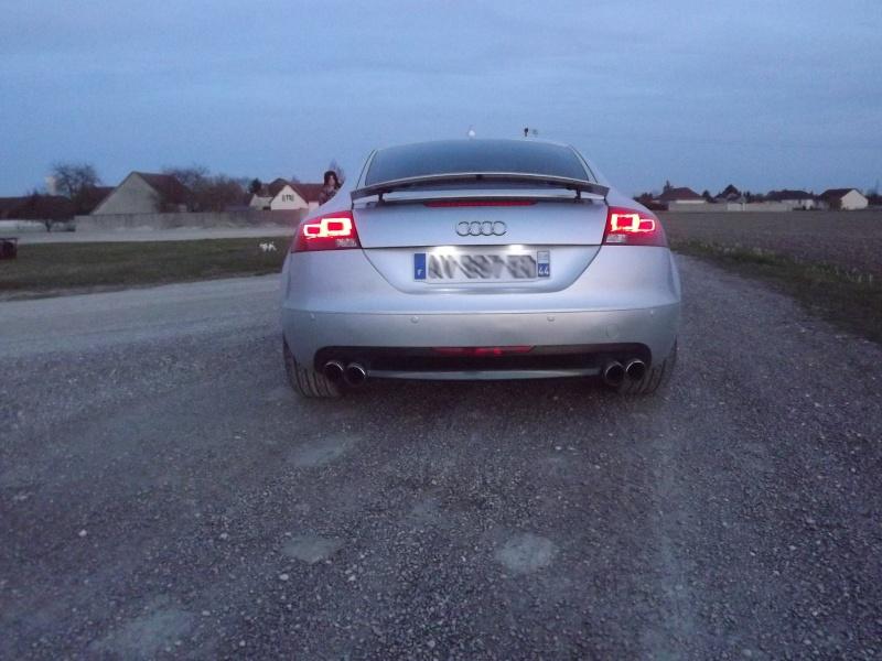 Audi TT mk2 2.0 Tfsi de Thibaut ! - Page 2 Dscf8717