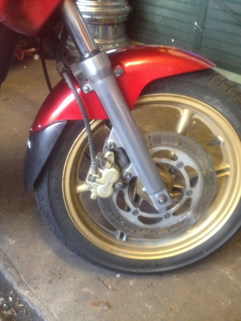 Fixing up My CB500S on a Budget Cb500s11
