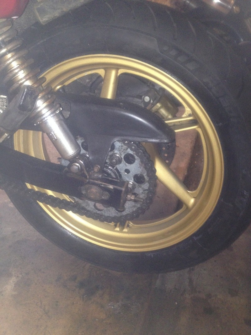 Fixing up My CB500S on a Budget Mar_2011