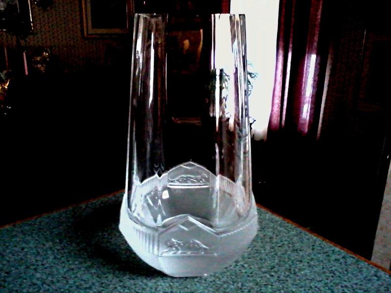 """Large Art Deco """"Panthères De Cartier"""" Vase / Unknown Maker and Age Cartie15"""