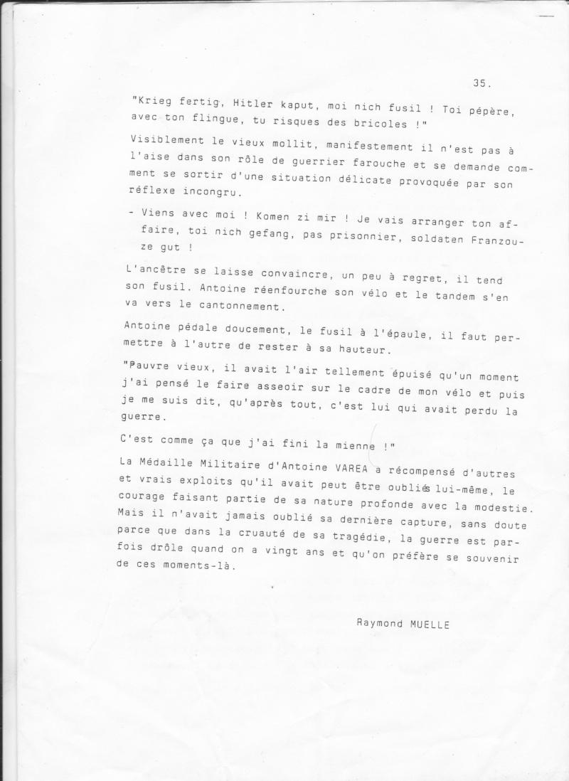VAREA ANTOINE, bataillon de choc 43-45 - Page 7 Articl12