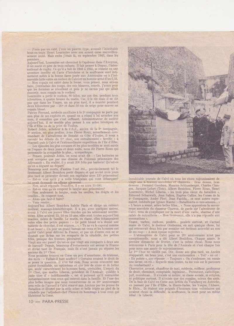 VAREA ANTOINE, bataillon de choc 43-45 - Page 6 Calvi_11