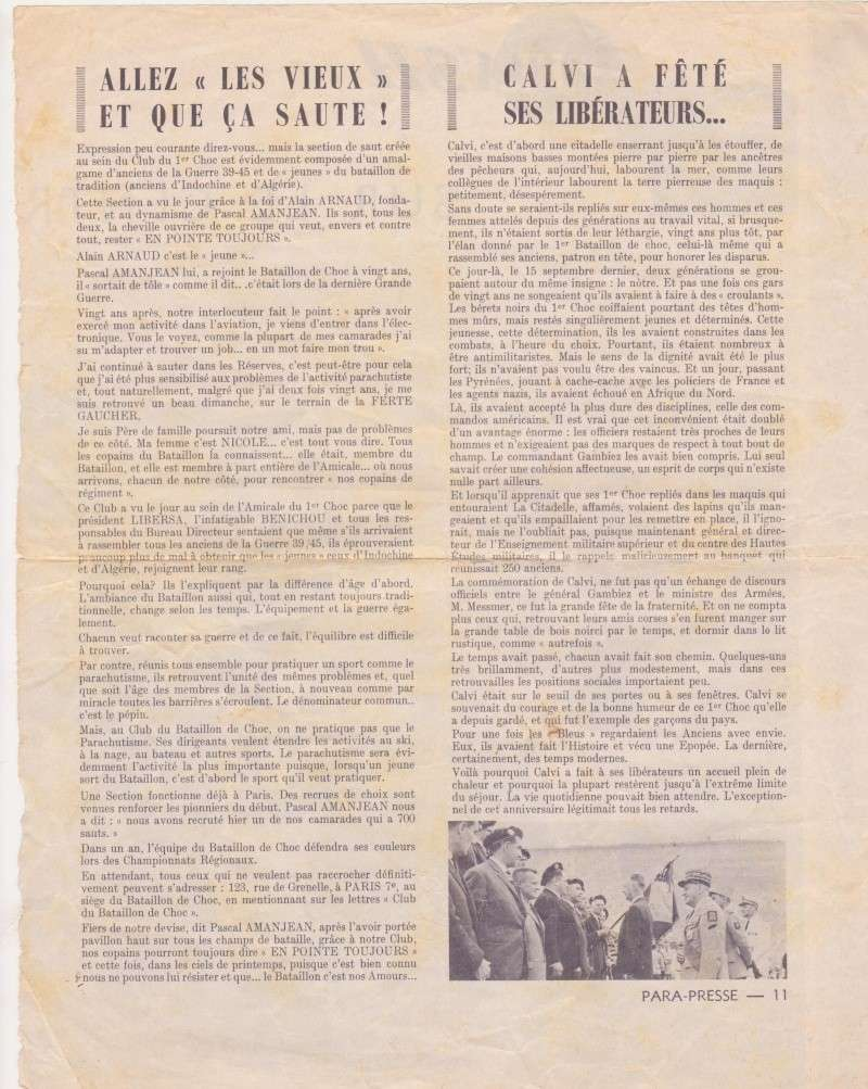 VAREA ANTOINE, bataillon de choc 43-45 - Page 6 Calvi_12