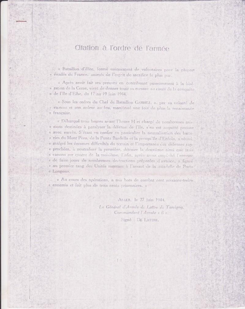 VAREA ANTOINE, bataillon de choc 43-45 - Page 6 Ordre_10