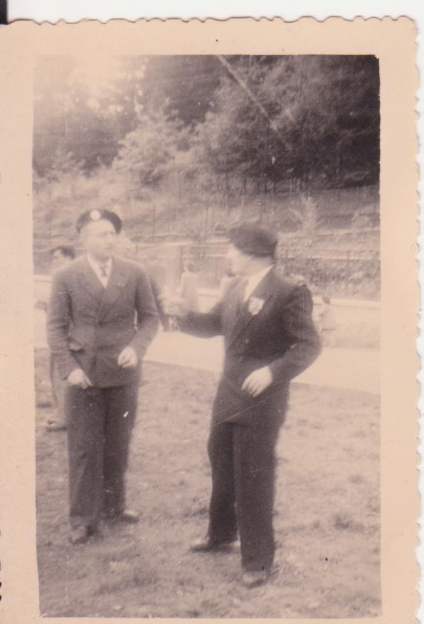VAREA ANTOINE, bataillon de choc 43-45 - Page 4 Servan17