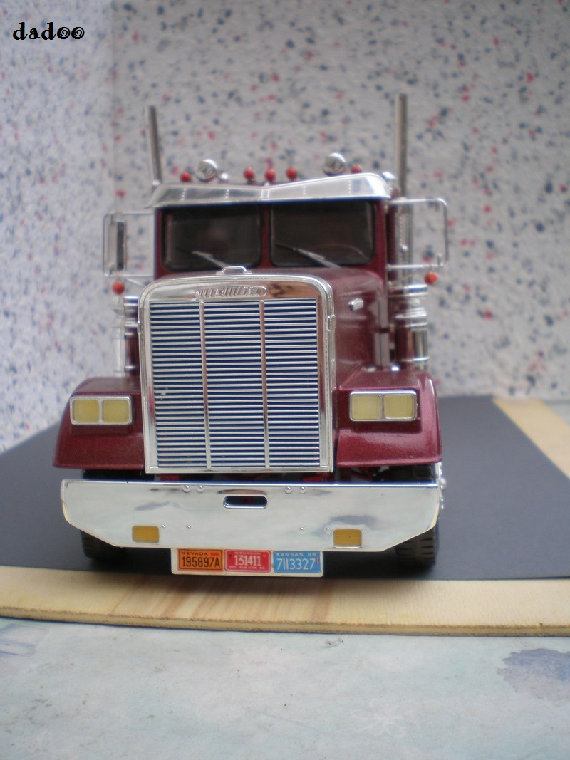 Maquette camion 10410