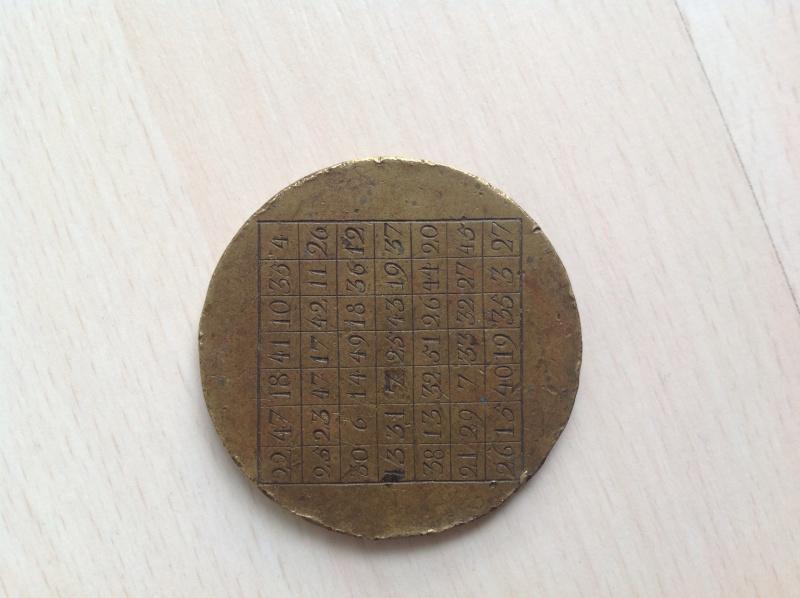 Pièce médaille ... ou autre à identifier Image15