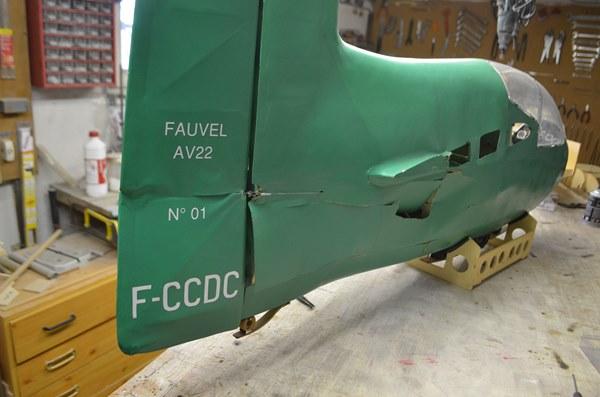 Fauvel AV 22 Dsc_0132