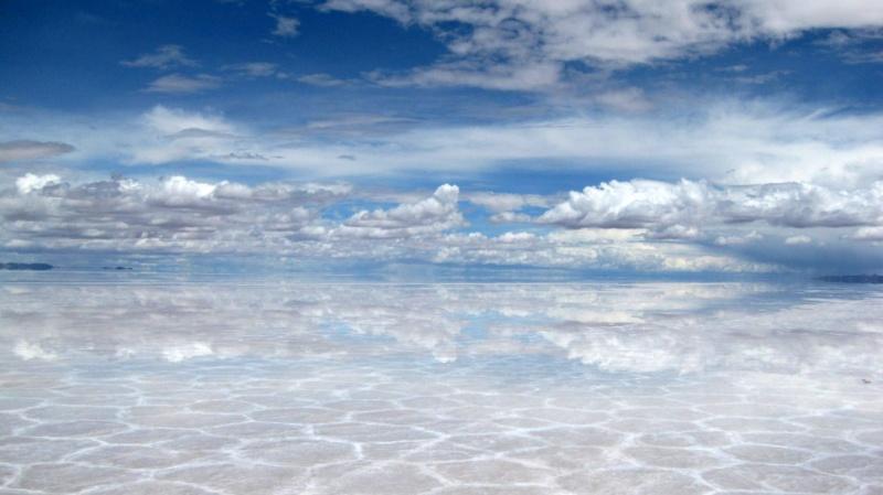 Le désert de sel Salar-10