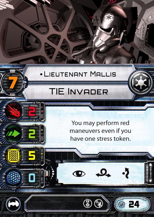"""Eigenbau """"Tie Invader"""" Lieute10"""