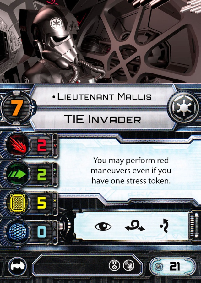 """Eigenbau """"Tie Invader"""" Lieute11"""