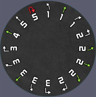 """Eigenbau """"Tie Invader"""" Maneuv10"""
