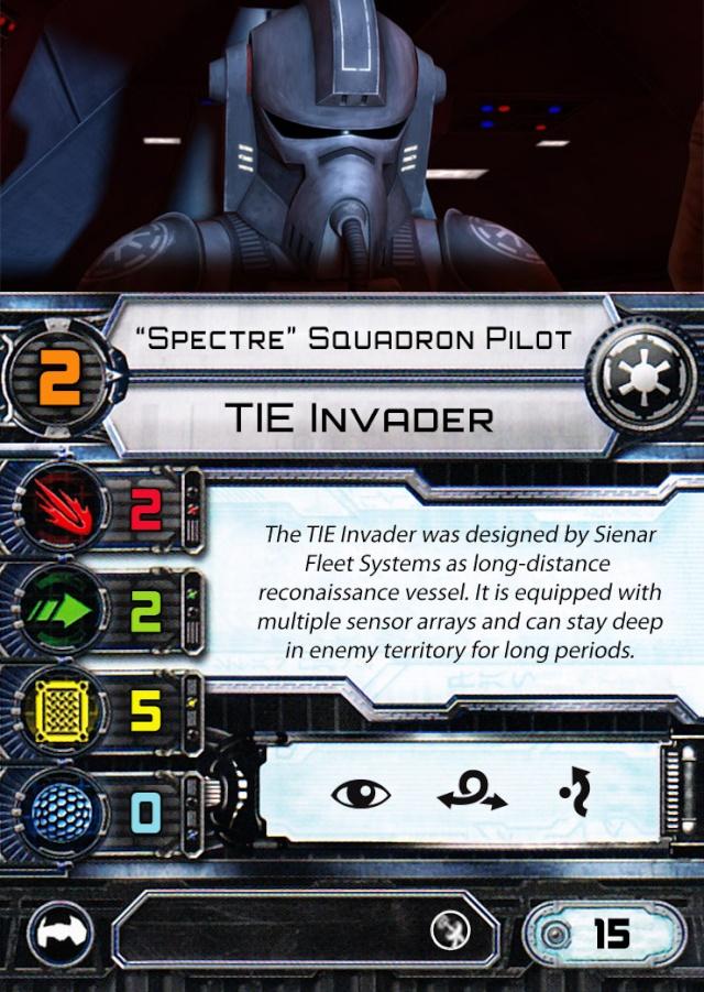 """Eigenbau """"Tie Invader"""" Spectr12"""
