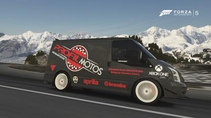 La flotte des véhicules Profil Motos Image79